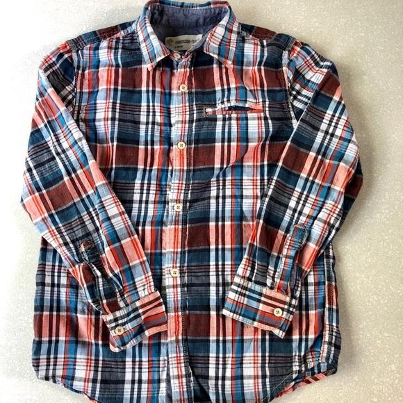 178a3f944 Tucker + Tate Shirts & Tops | Tucker Tate Plaid Button Down Boys ...